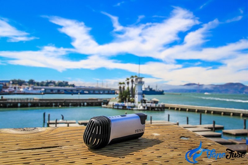 Vapir Prima Portable Vaporizer - San Francisco, California