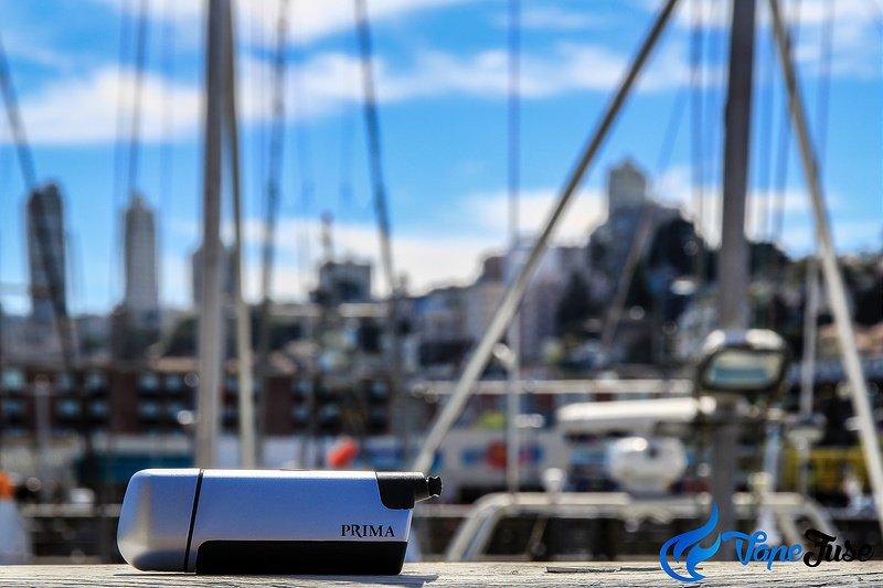 The Vapir Prima Portable Vaporizer User's Product Review