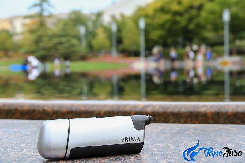 Vapir Prima Portable Vaporizer- Outdoors