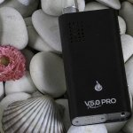 Flowermate V5.OS PRO Mini Portable Vaporizer User's Review