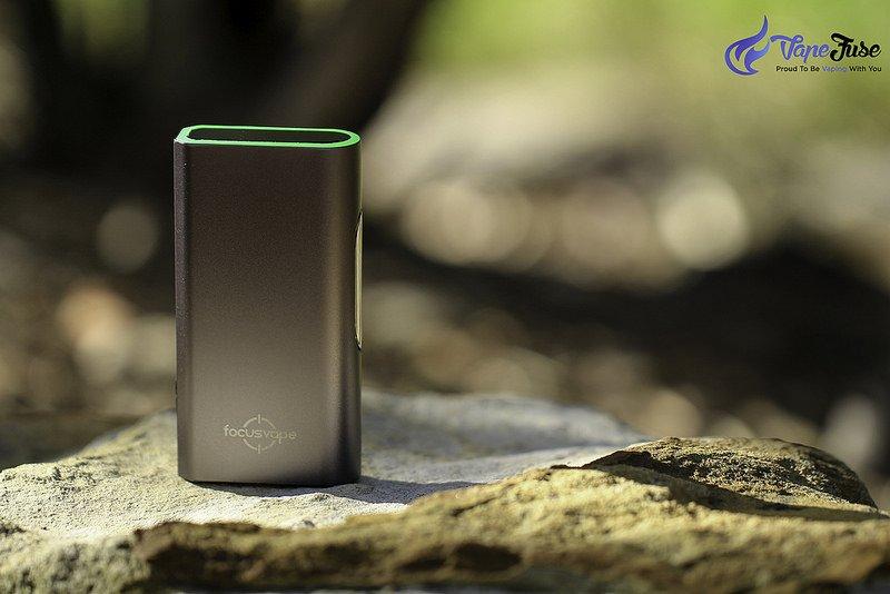 FocusVape Adventurer Portable Vaporizer User's Review