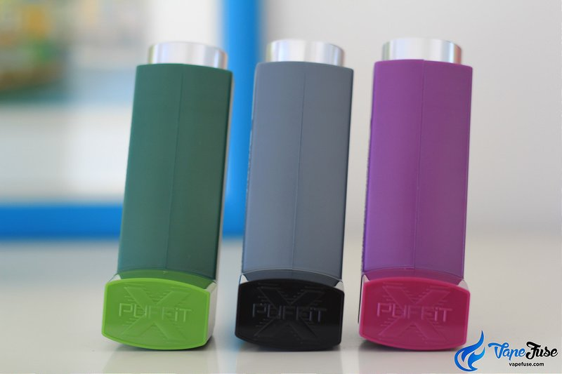 PUFFiT X Portable Vaporizer Colours
