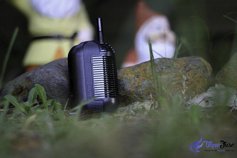 Iolite Original Butane Powered Portable Vaporizer User's Review