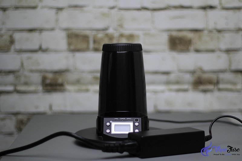 Arizer Extreme Q with power adapter