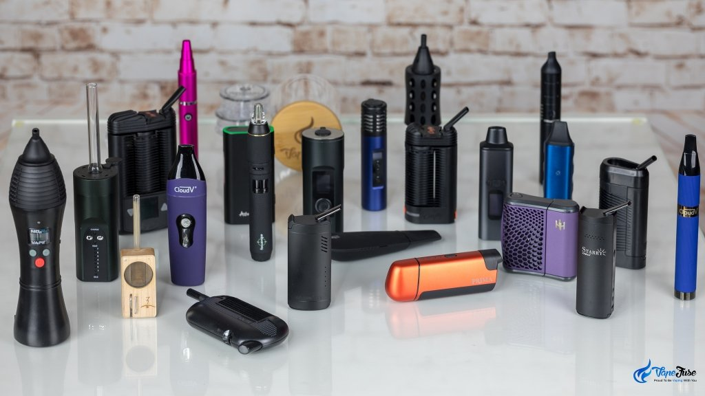 The Evolution of the Portable Vape