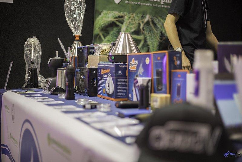 VapeFuse at the Hemp Health and Innovation Expo, Australia