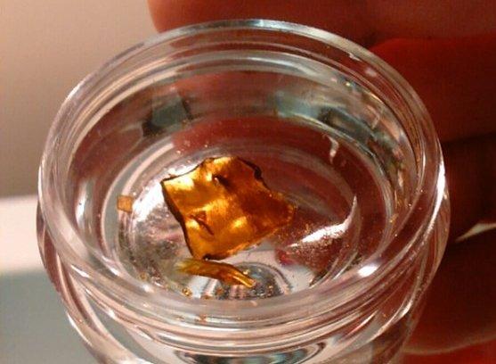 Cannabis wax for dabbing