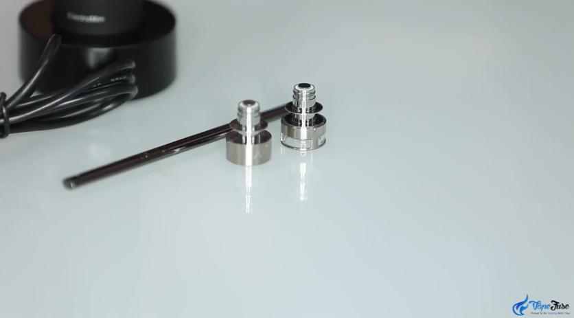 CloudV ElectroMini Portable E-nail Titanium Nails