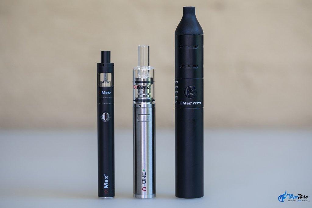 X Max vaporizer series from Topgreen Technology