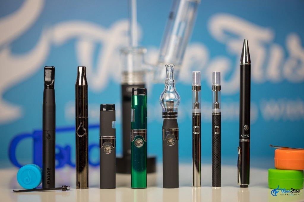 Wax Vape Pen Range