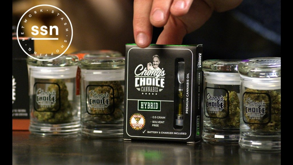 Tommy Chong's Choice Cannabis
