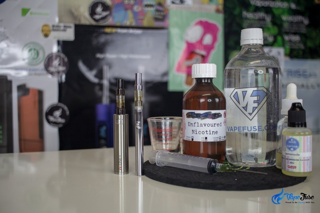 Devices to use e-Liquid with