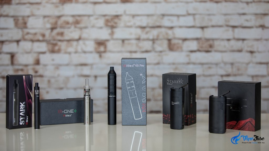 X Max Line of Portable Vapes