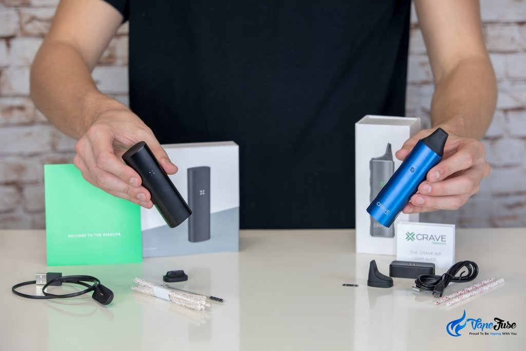 Crave Air vs PAX3: Which One's for You?