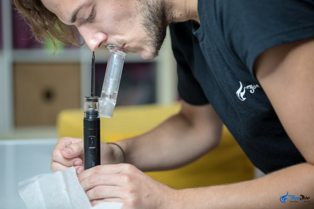 dr dabber boost in use