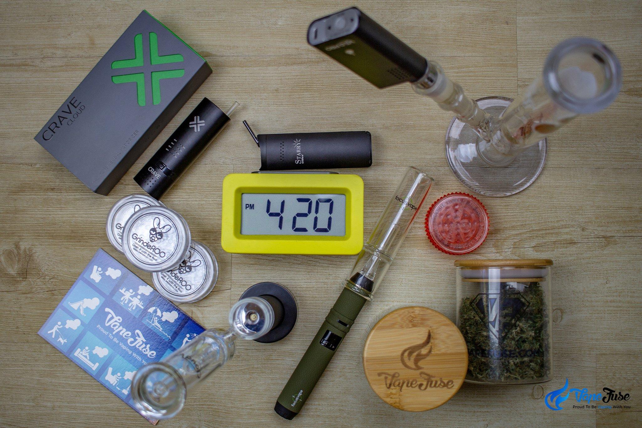 cannabis vaporizers Top 10 Vapes Under $150