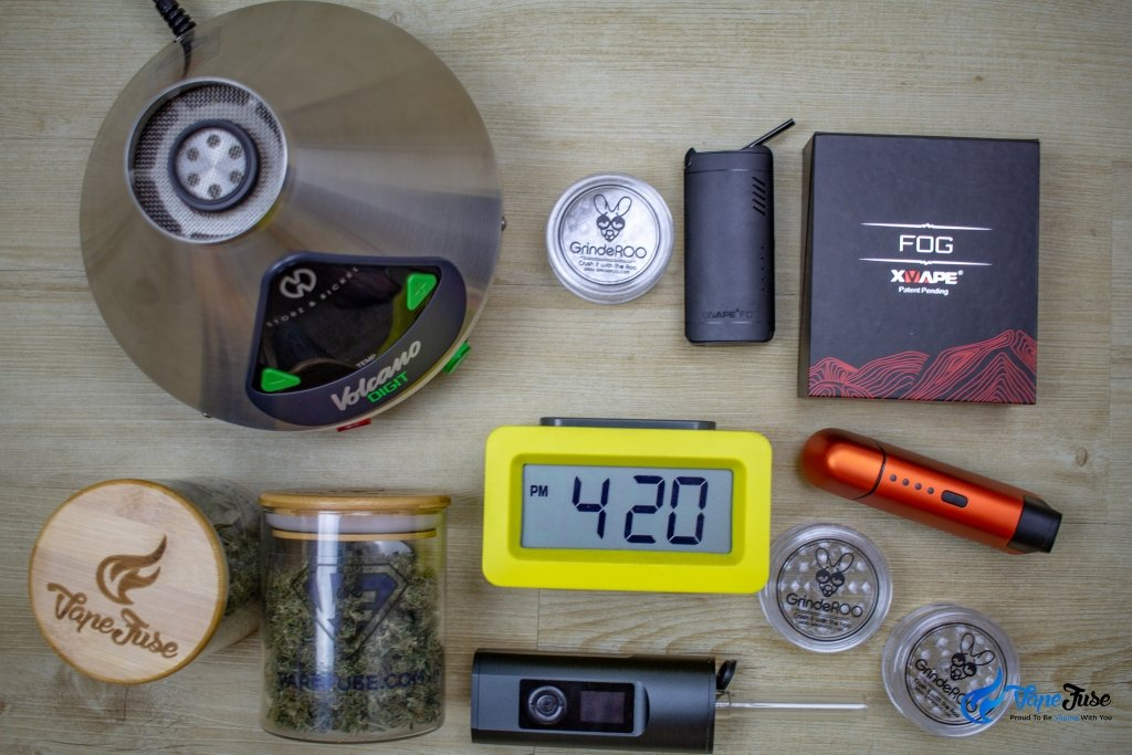 Full-Convection Vaporizers