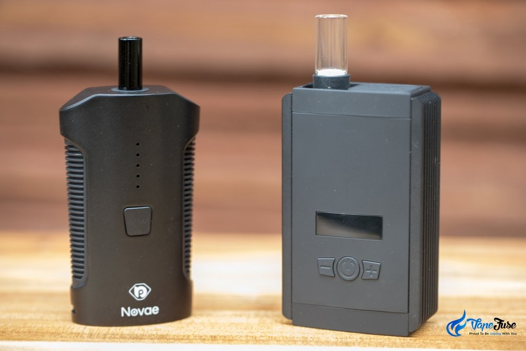 TopBond Novae and TopBond Odin Portable Vaporizer