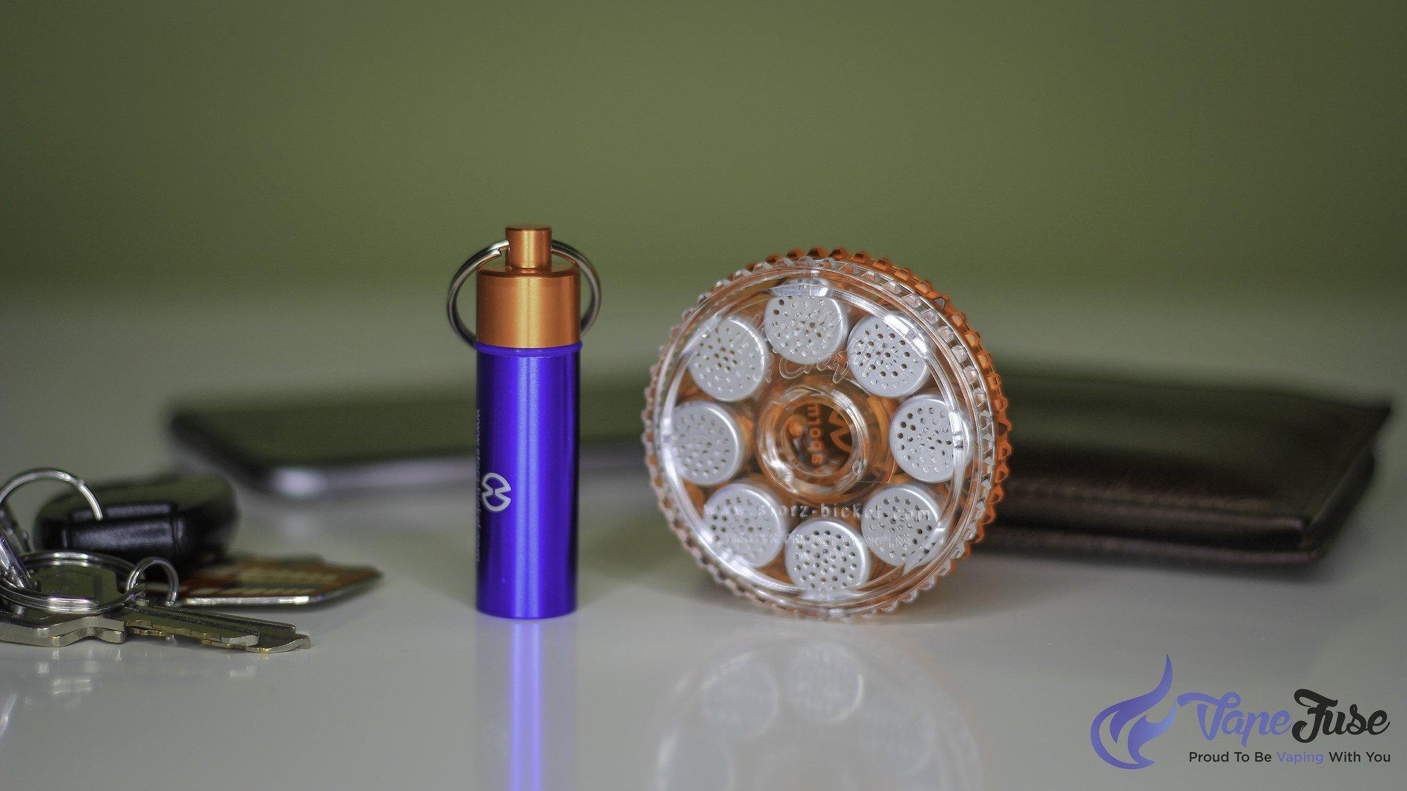 Storz & Bickel dosing capsules