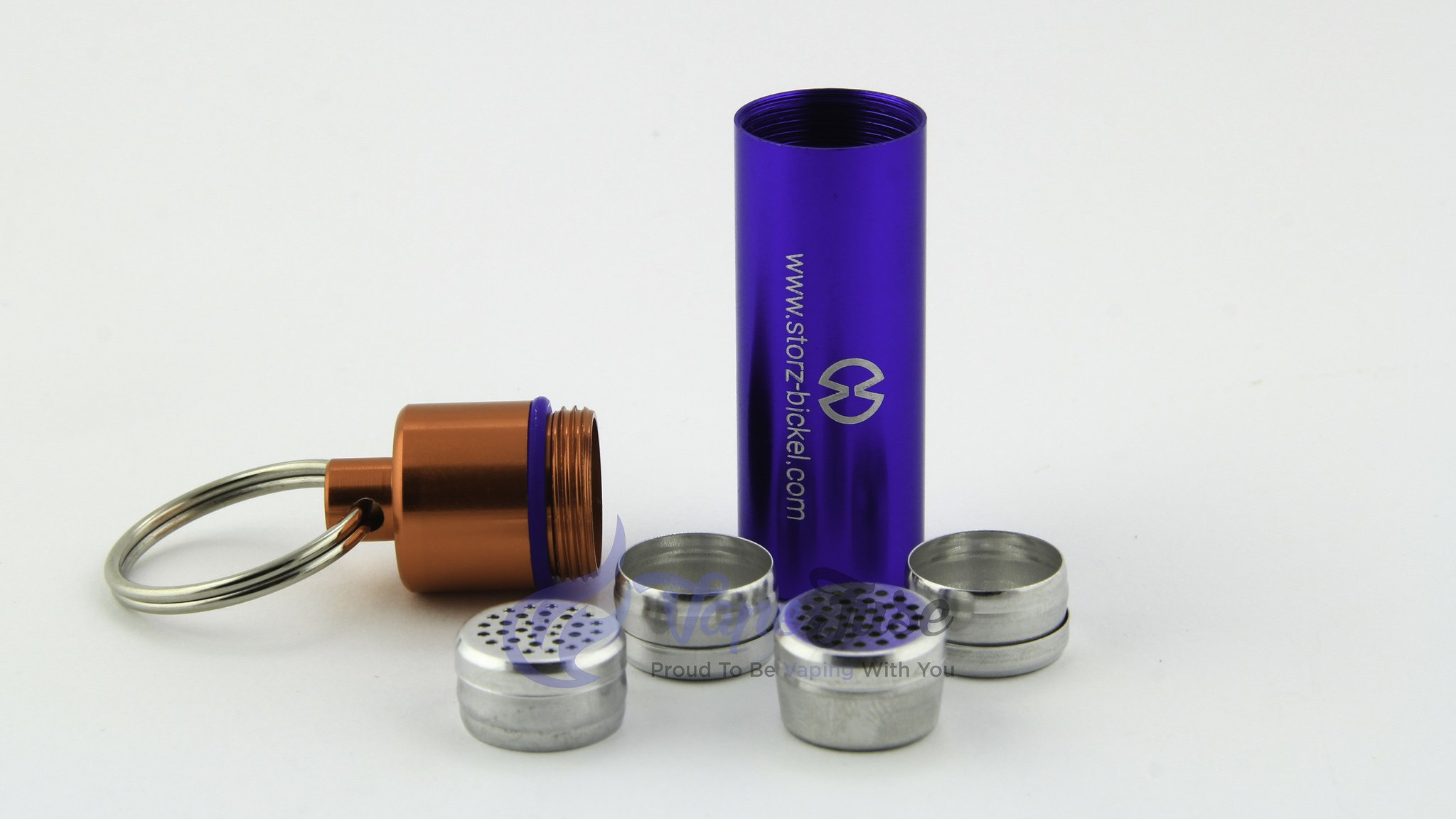 S&B Mighty Vaporizer - dosing capsules