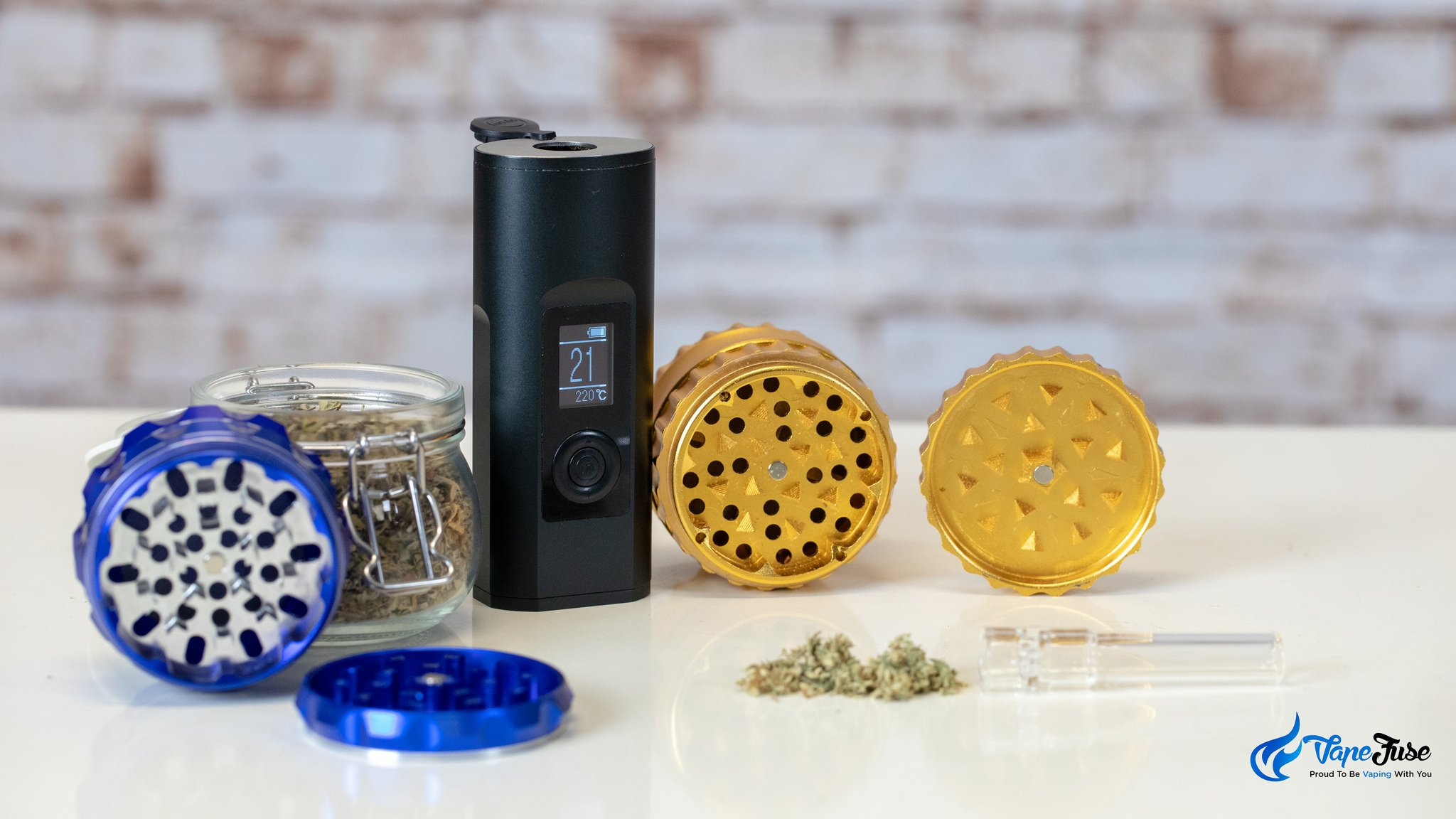 Arizer Solo II - Full-Convection Vaporizers