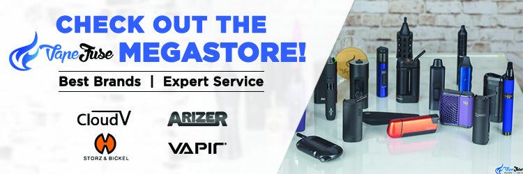 Vaporizer Megastore - VapeFuse