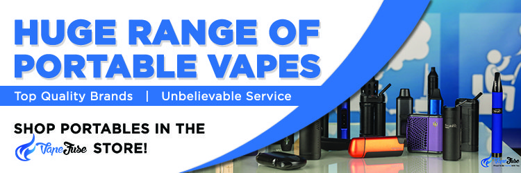 Huge Range of Portable Vapes @VapeFuse