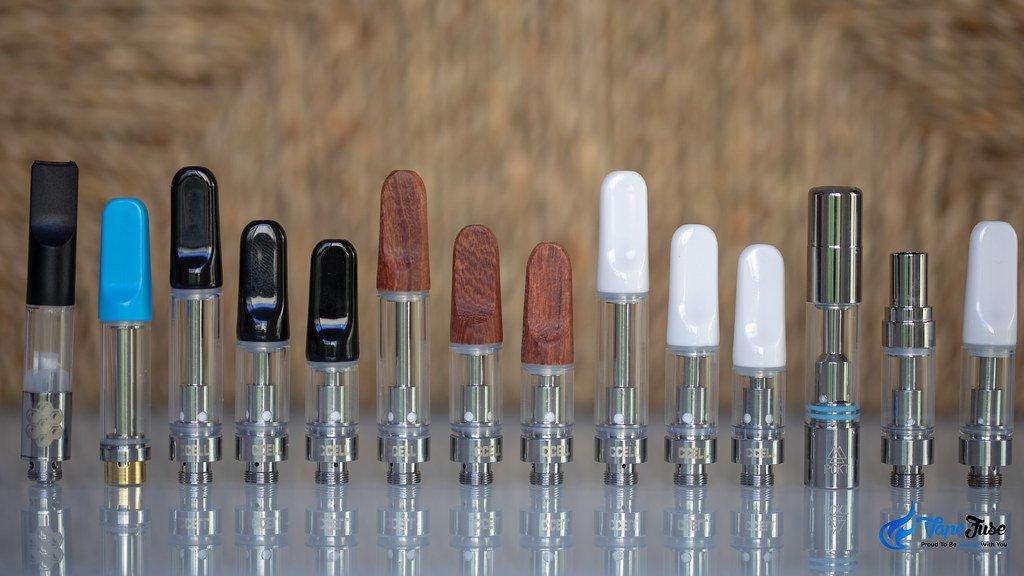510 Thread Vaporizer Oil Cartridges