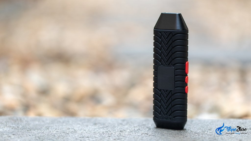 Dray Herbal Vaporizer by Mig Vapor - Vapefuse Blog