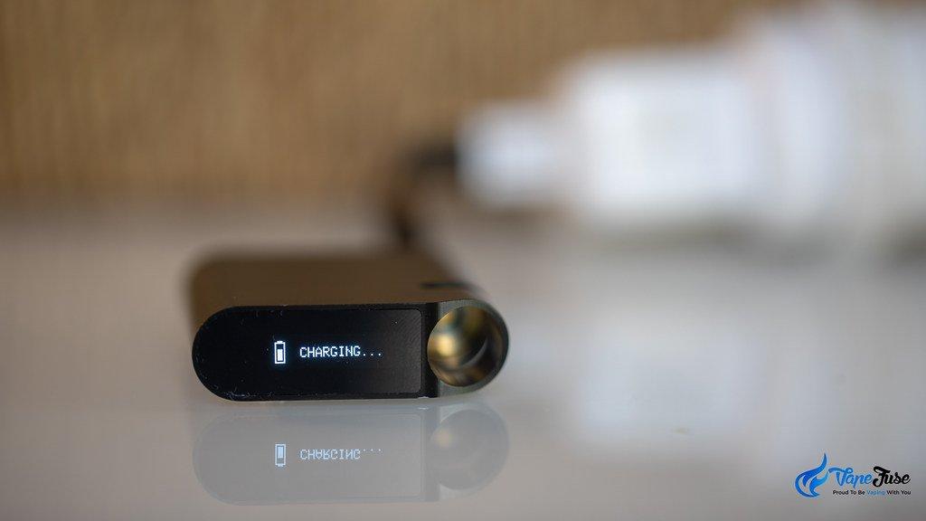 HoneyStick AeroBEE on the USB Charger