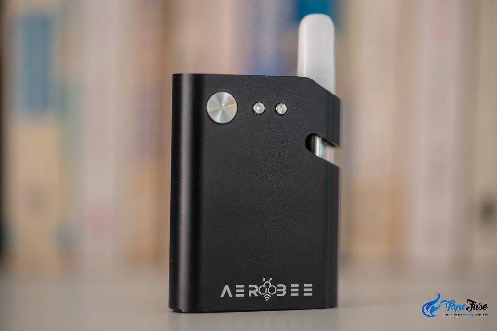 HoneyStick AeroBee 510 Thread Oil Cartridge vaporizer with CCell cartridge