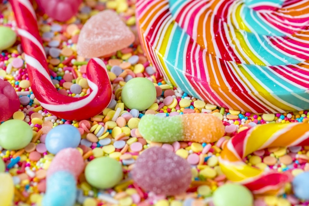 Candy Flavored e-liquids