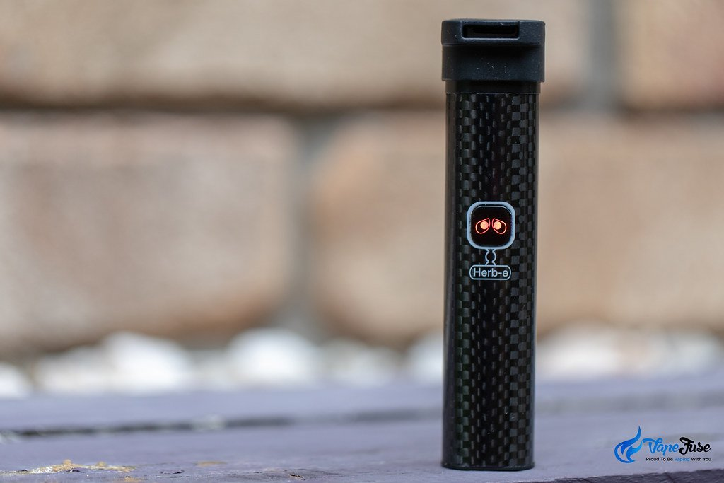 Herb-e Intelligent Vapor - Dry Herb Vaporizer - Vapefuse Blog