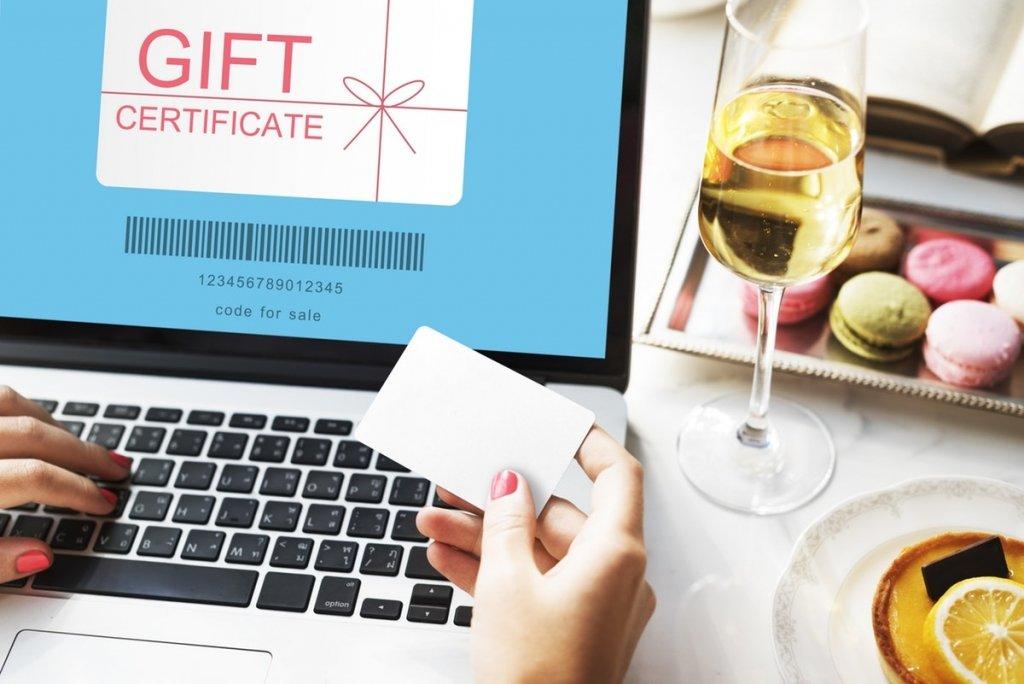 coupon - gift cerificate
