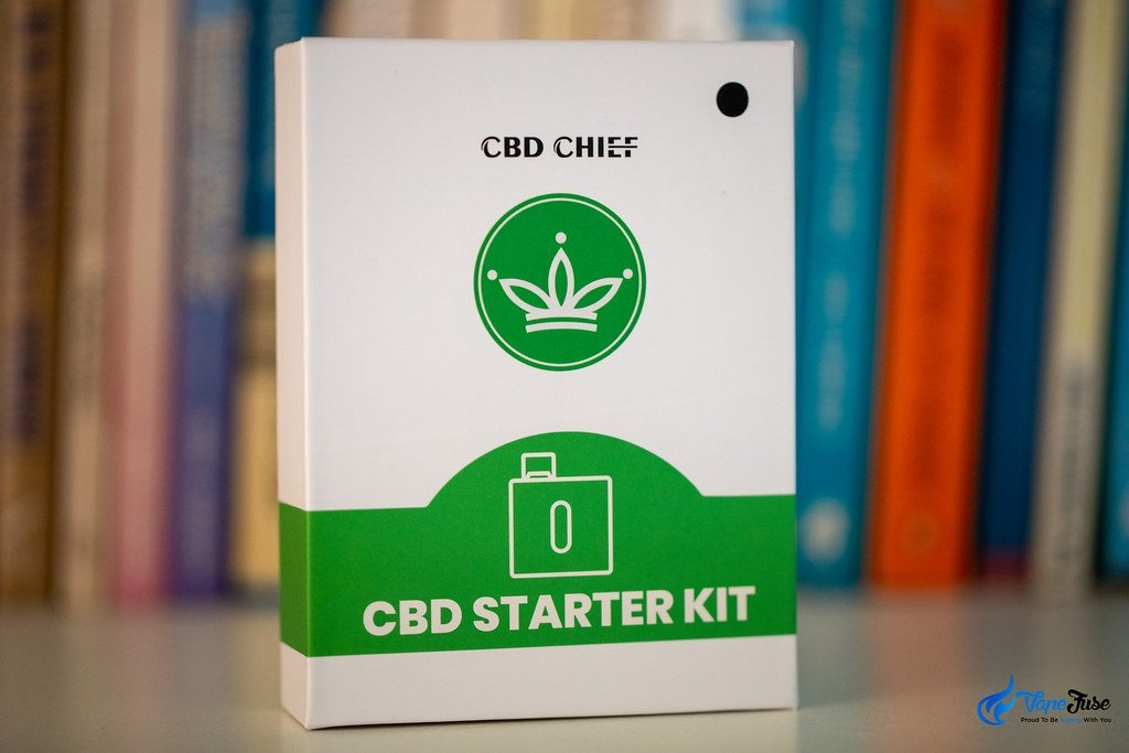 CBD Chief CBD Vaporizer Starter Kit