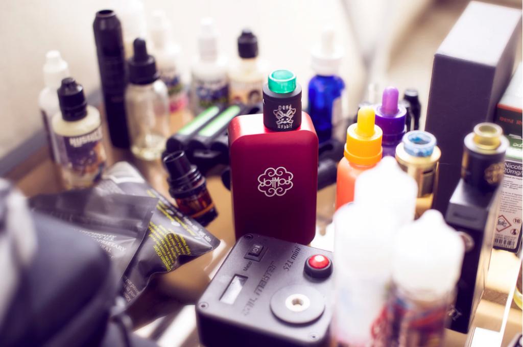 E-Cig and e-liquid usage