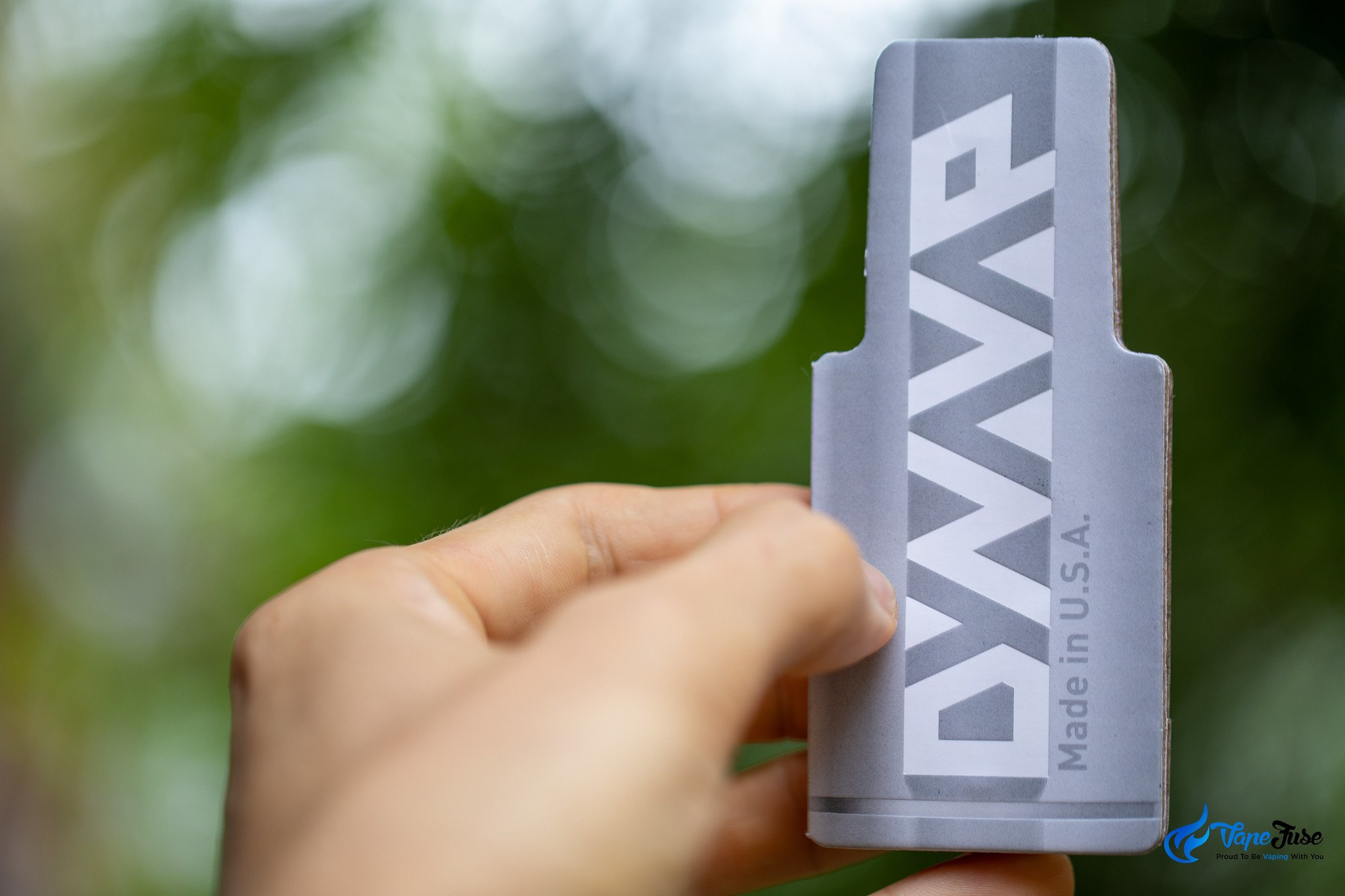 Dynavap M 2020 new cardboard box