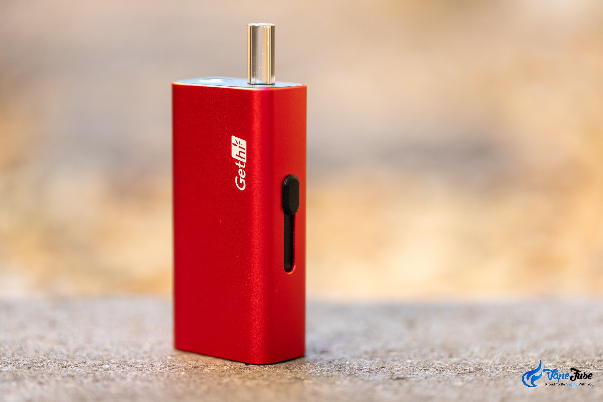 Gethi G6 Dry Herb Vaporizer Review