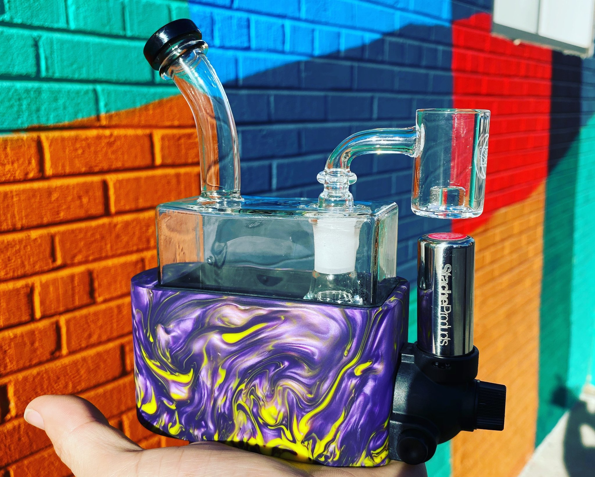 RiO MakeOver Dab Rig by Stache Product – Detailed Review